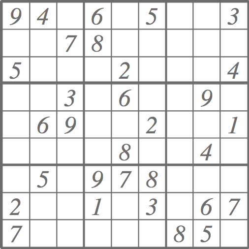 sudoku solver in scala untracked files